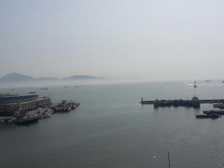 深圳出现海市蜃楼 市民笑称开门见喜 - 野郎中 - 太和堂