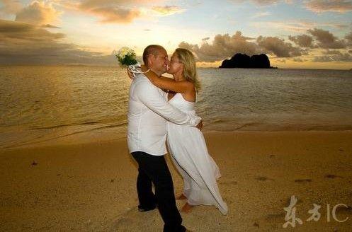 性情:美国婚姻衰落:奉子同居取代奉子成婚成流行