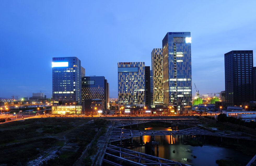 宁波东部新城