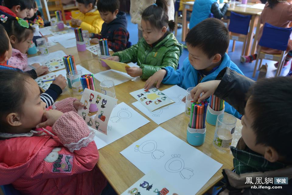 创意绘画走进幼儿园 思维升级新方式
