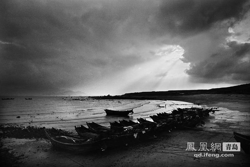 青岛海岸线变迁纪实—青岛摄影师杨文祥系列摄影《沉寂的海》