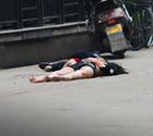 武汉1男1女酒店坠亡