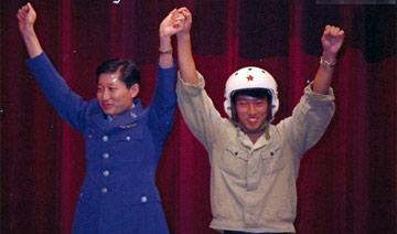 1989年蒋文浩驾机逃台 退伍后成海底生态摄影家