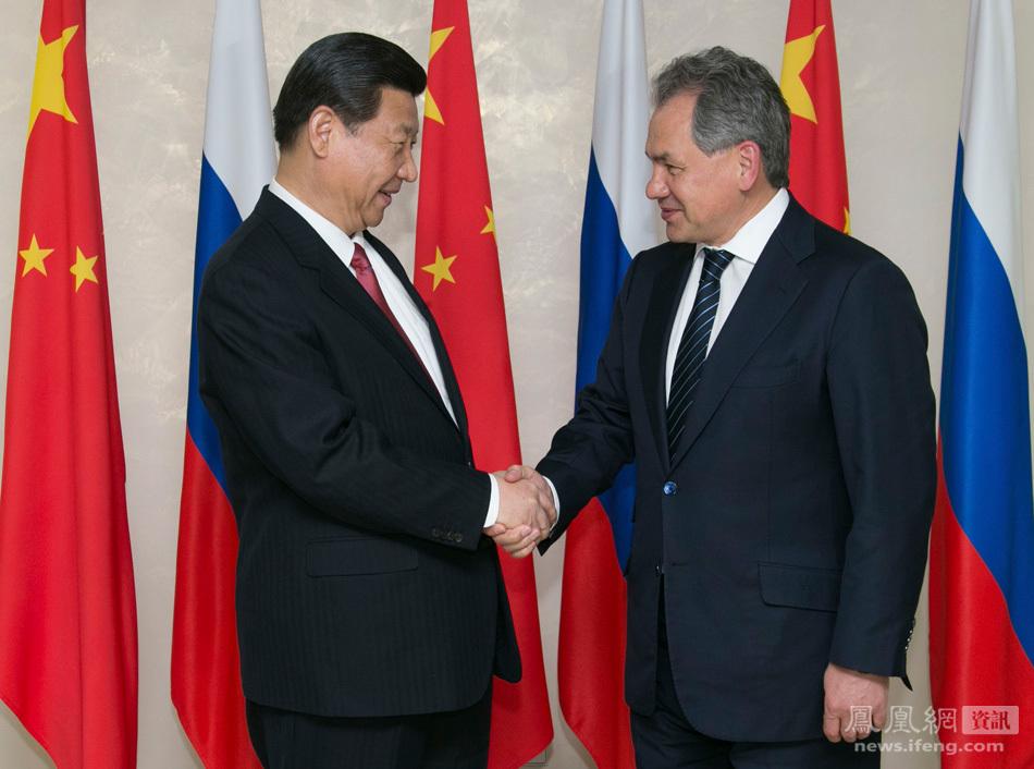 习近平参观俄军指挥部 - 人在上海  - 中華日报Chinadaily