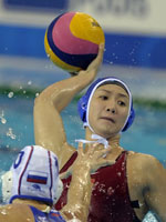 中国女子水球