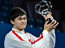 游泳世锦赛,孙杨,5000米自,夺冠