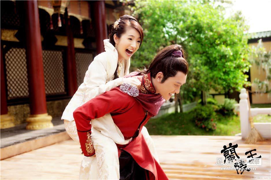 《兰陵王》:林依晨给国内偶像剧上一课 电视时