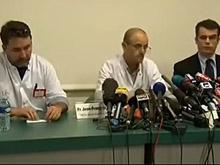 医院召开发布会 说明舒马赫最新伤情