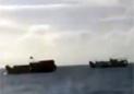 曝中菲黄岩岛对峙视频