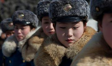 揭秘:朝鲜女性真实时尚生活