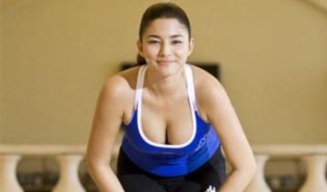 亚裔模特被称模特界奇迹