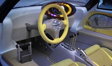 超酷神车能上天下海 车内犹如太空舱/可入无人之境