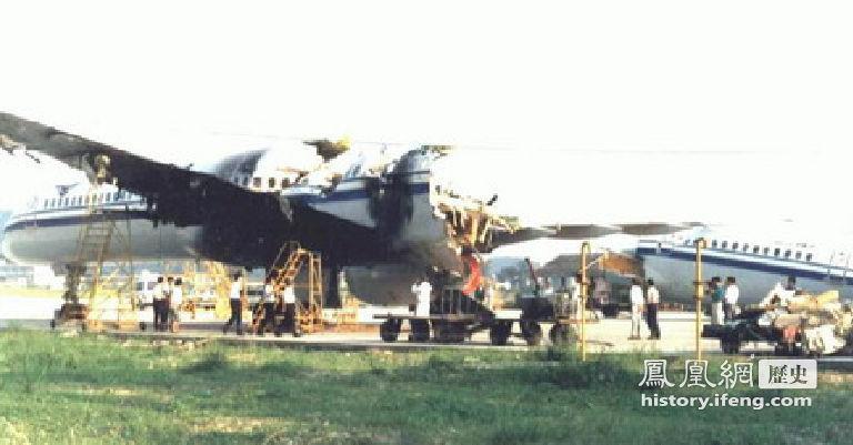 1990年中国客机被歹徒劫持致三机撞毁 128人不幸遇难 - 雷石梦 - 雷石梦(观新闻)