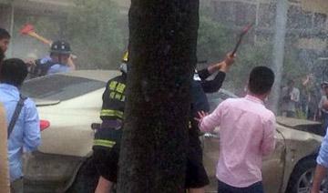 福州男子驾车一路连撞19人 6人身亡