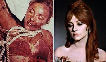 69年好莱坞女星因饰演邪教电影 遭教徒毁容后虐杀全家