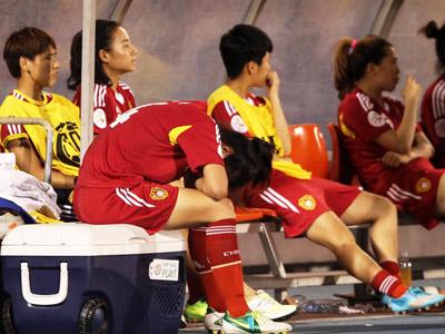 中国女足124分钟遭绝杀 加时1-2日本无缘决赛