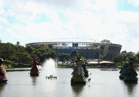 新水源竞技场