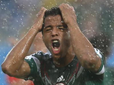 西村雄一附体!2好球被吹 墨西哥1-0喀麦隆