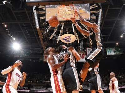 NBA-总决赛第1周十佳球 韦德梦幻假动作邓肯