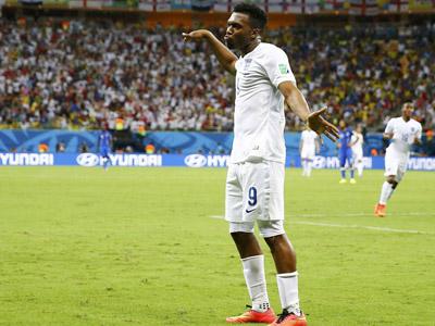 法尔考替身进球 哥伦比亚首战3-0希腊集锦