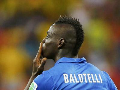 巴洛特利头球破门定胜局 意大利2比1英格兰开门红