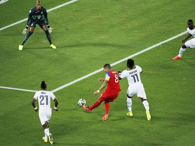 邓普西29秒闪电一击 美国队造最快进球1比0加纳