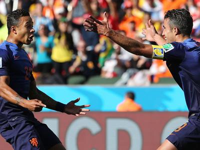 德帕伊世界波 荷兰2-1逆转澳大利亚