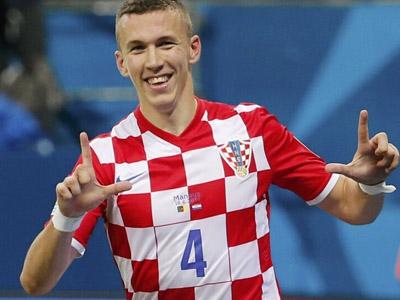 佩里西奇长途奔袭得分 克罗地亚2-0领先喀麦隆