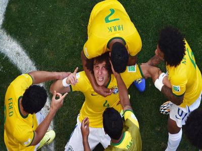 路易斯混战得手 巴西1-0智利
