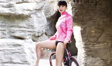 自行车女神