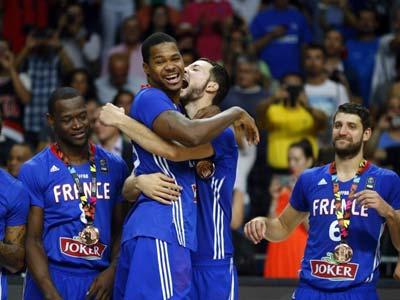 巴图姆27分瓦兰25分 法国95-93立陶宛获季军