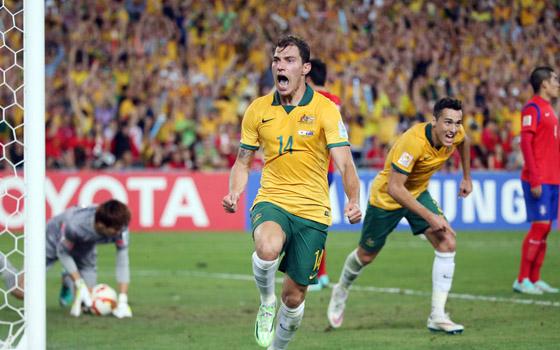 决赛-韩国1-2澳大利亚