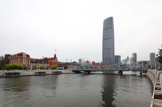 滨海新区政府落户新港街道新港二号路