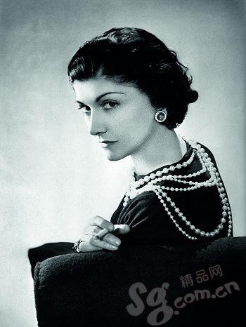 才华与美貌兼备的Coco Chanel