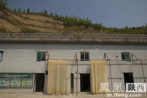 吴堡张家山:舌尖上的空心挂面图片