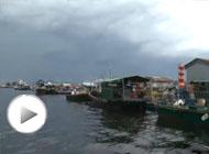 海南疍家人的新生活:岸上盖楼海里养殖