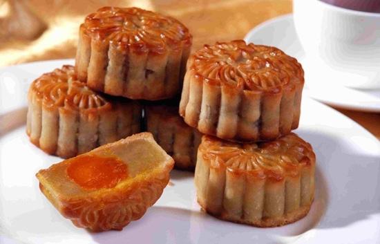 中秋节不同产地月饼大盘点(图)