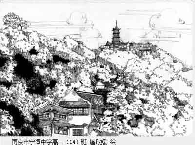 南通狼山:历史铸魂 自然渲景_江苏频道_凤凰网