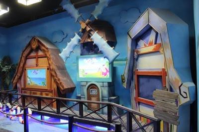 海洋儿童乐园国庆开园