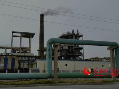 江苏如东洋口化工园被指污染严重 官方:在整改