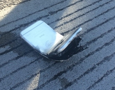 不光会弯还会起火:iPhone6致用户腿部烧伤
