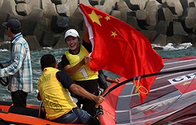2014世界杯帆船赛青岛闭幕