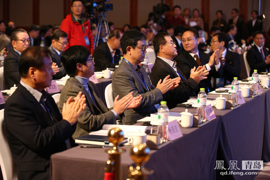 2014中韩ceo论坛青岛举行 共话新时期中韩经贸合作(组图)