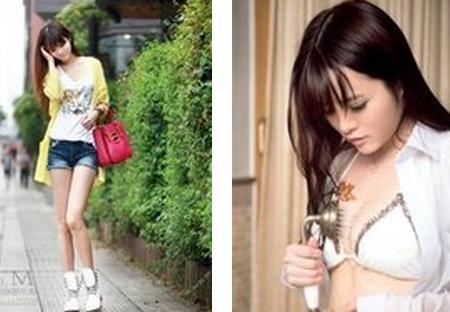 湖南农大校花在在2012年被评为最清纯美女校花