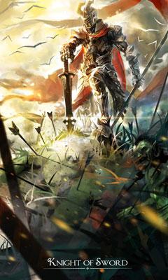 """""""宝剑骑士""""塔罗牌的意义"""