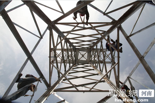 优化电网结构