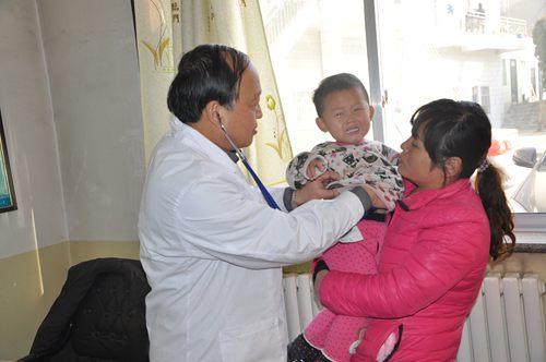 """府谷县中医院进行授牌,这标志着府谷县中医院正式成为""""陕西"""