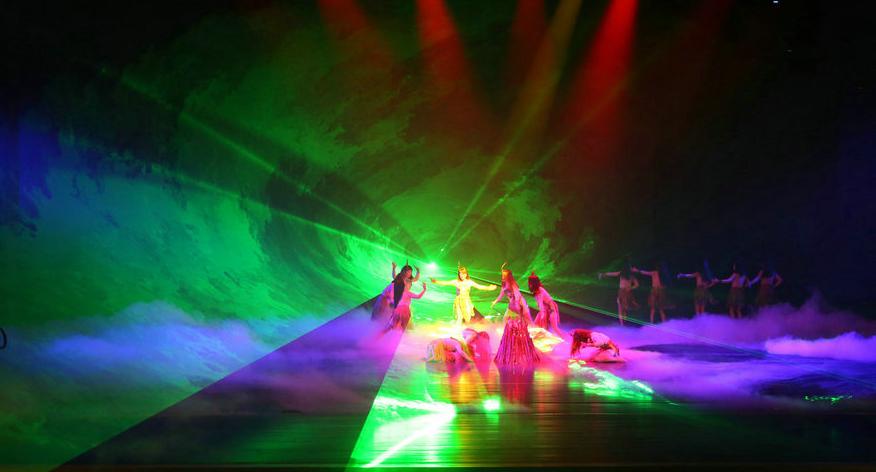 大型民俗文化盛典——《淇水长歌》首演式