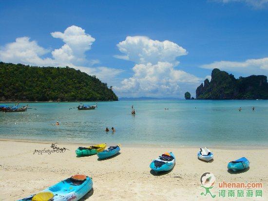 泰国免签证费 再不去就晚了(普吉岛篇)