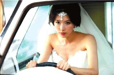 《富春山居图》发布剧照 林志玲变身双重间谍(图)
